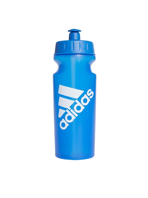 ADIDAS Unisex Blue Printed Performance Training Sipper Bottle 500 ml