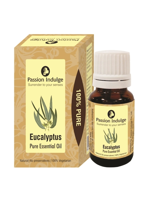 Passion Indulge Eucalyptus Pure Essential Oil 10 ml