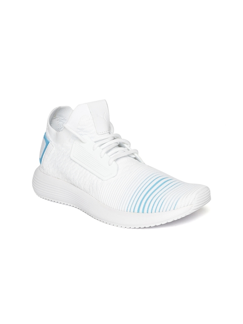 Puma Women White Uprise Color Shift Wn s Walking Shoes