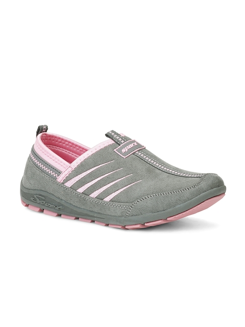 Sparx Women Grey Running Shoes