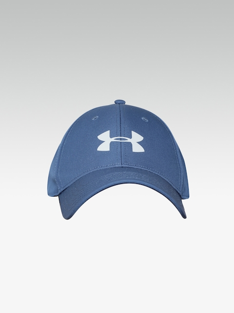 UNDER ARMOUR Men Blue Storm Headline Cap