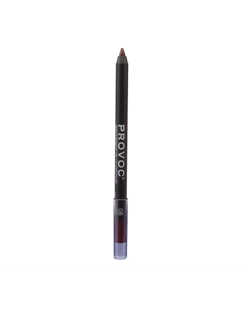 PROVOC Wine Stained 8 Semi-Permanent Gel Lip Liner Filler 0.07g