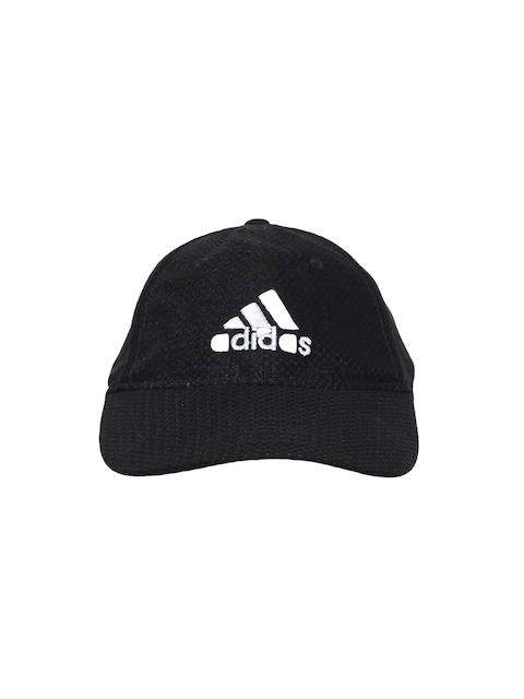 Adidas Men Black C40 6P Climacool Self-Design Training Cap