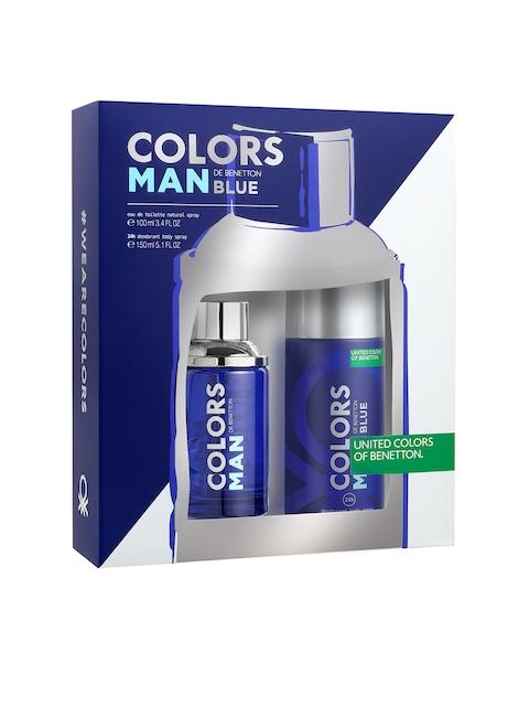 United Colors of Benetton Men Fragrance Gift Set