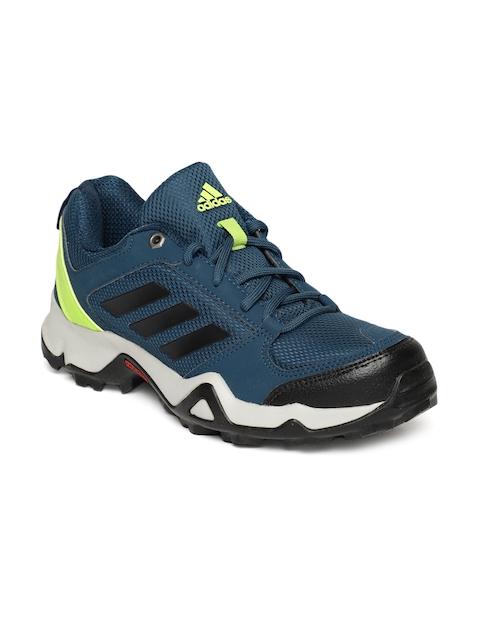 wholesale dealer 6b392 2bd3e 40%off Adidas Men Blue Storm Raiser II Blue Outdoor Shoes