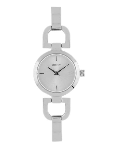 DKNY Women Steel-Toned Watch NY8540
