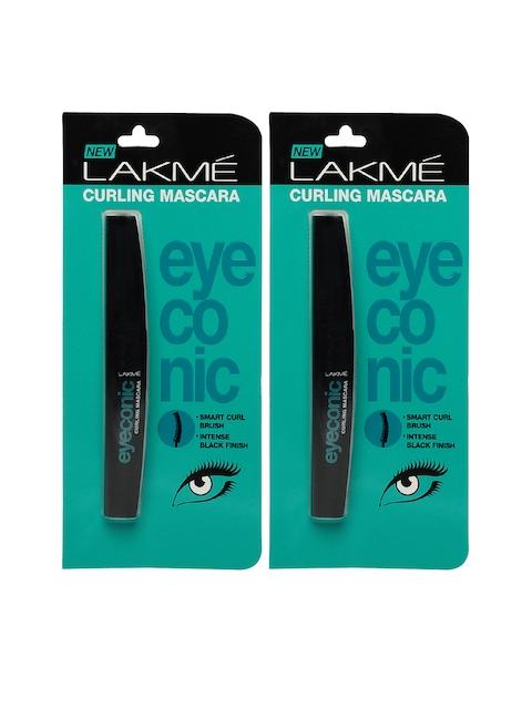Lakme Eyeconic Set Of 2 Curling Mascara 9 ml