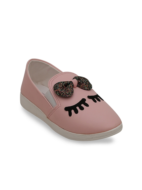 DChica Girls Pink Loafers