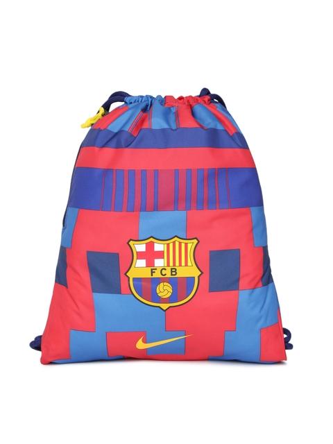 Nike Unisex Multicoloured Graphic Backpack