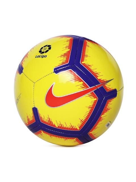 Nike Yellow La Liga Pitch Football