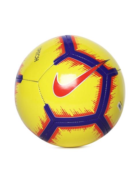 Nike Yellow NK Pitch Football