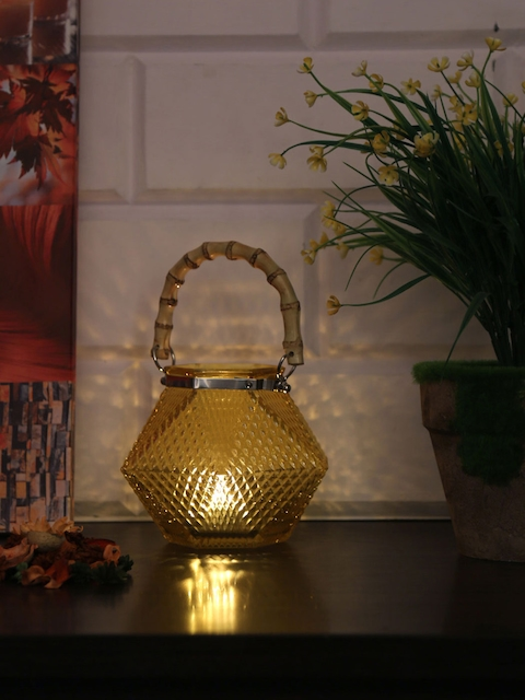 Athome by Nilkamal Hexagon Hanging Lantern