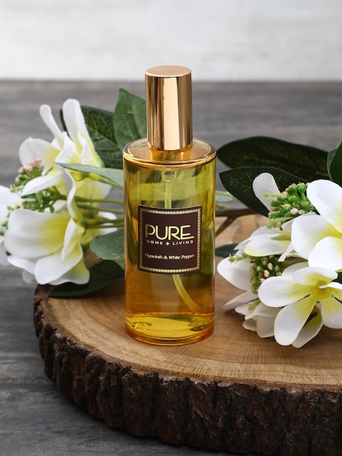 Pure Home and Living Gold Hyacinth and White Pepper Room Perfume 100 ml