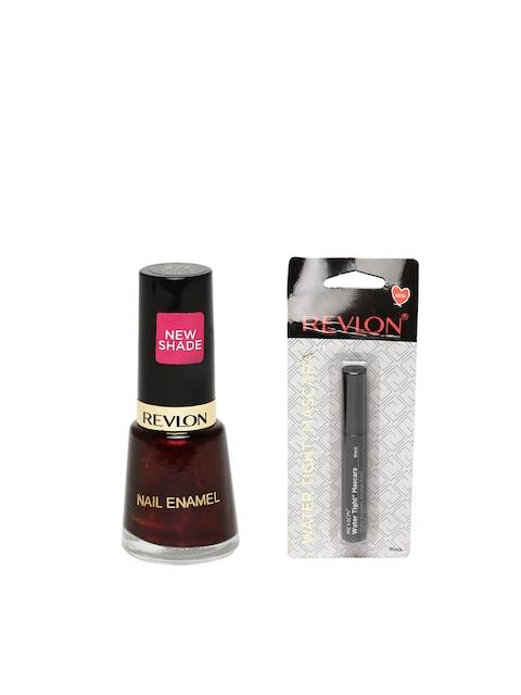 Revlon Set of Mascara & Nail Polish