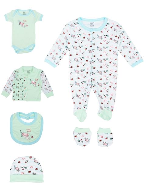 MeeMee Kids Gift Set INFCKZGF19GFTSETPK7