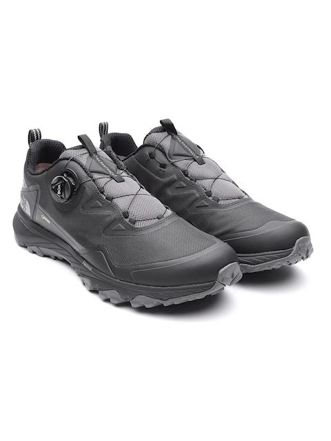 The North Face男性黒色固体M超Fastpack III BOA GTXハイキング靴