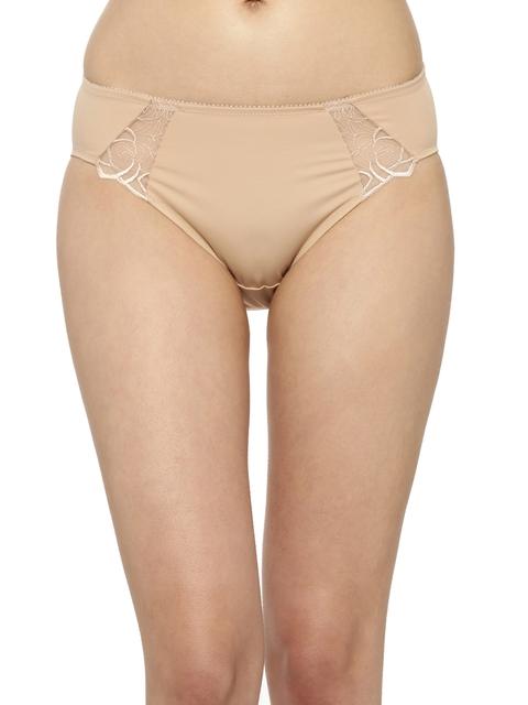 Triumph Women Beige Bikini Briefs 7613138547113