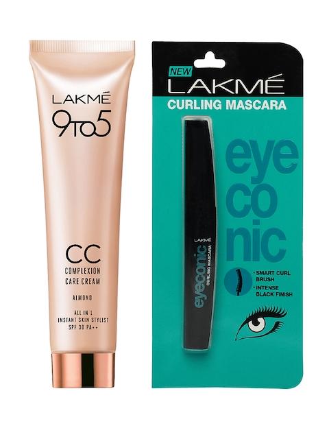 Lakme Set of Mascara & Complexion Care Cream