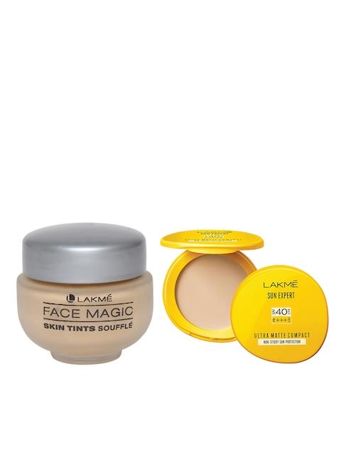 Lakme Skin Tint Souffle & Compact