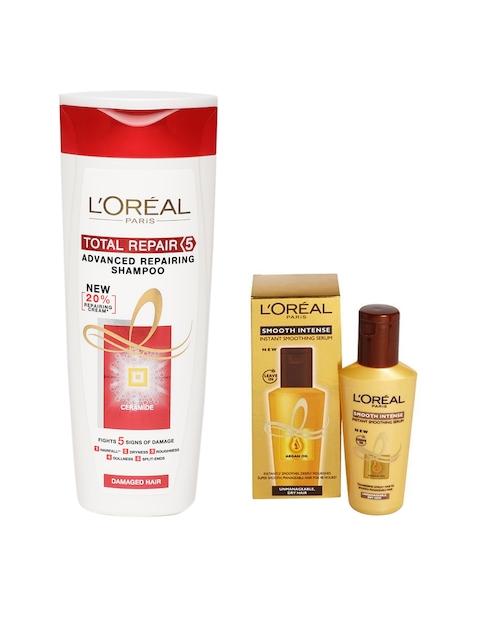 LOreal Set Of Shampoo & Serum