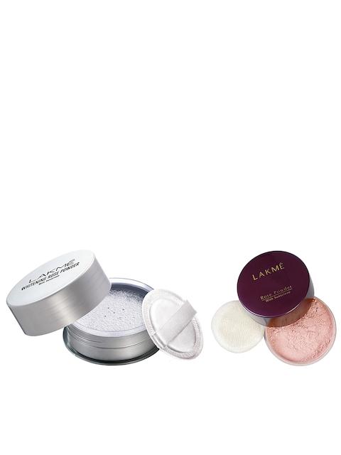Lakme Set of 2 Compact
