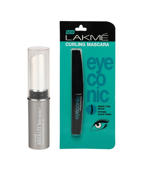 Lakme Set of Mascara & Concealer