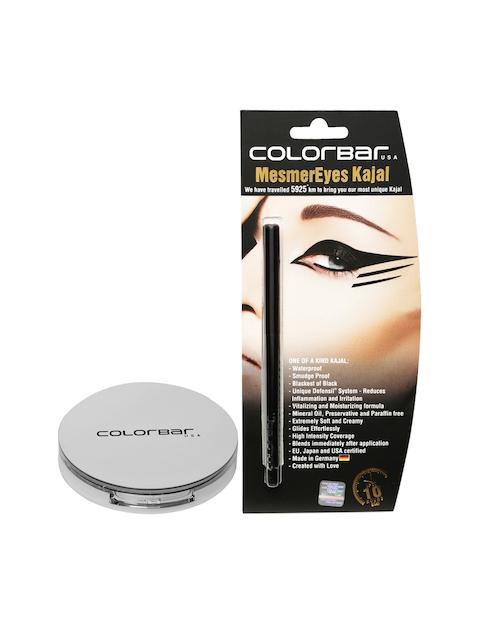 Colorbar Set of Perfect Match Compact & MesmerEyes Kajal