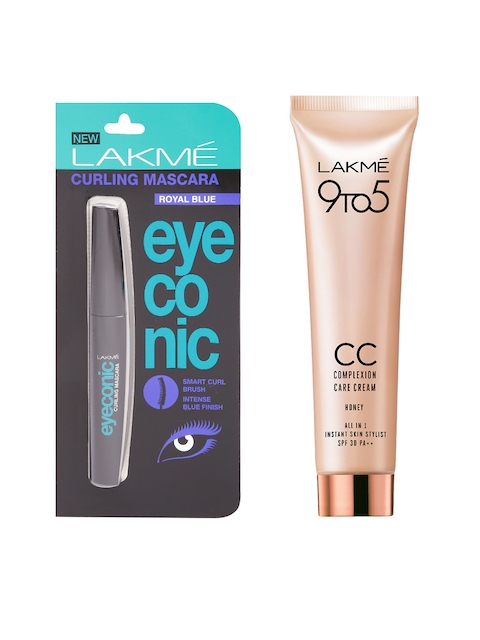 Lakme Set of Mascara & CC Cream