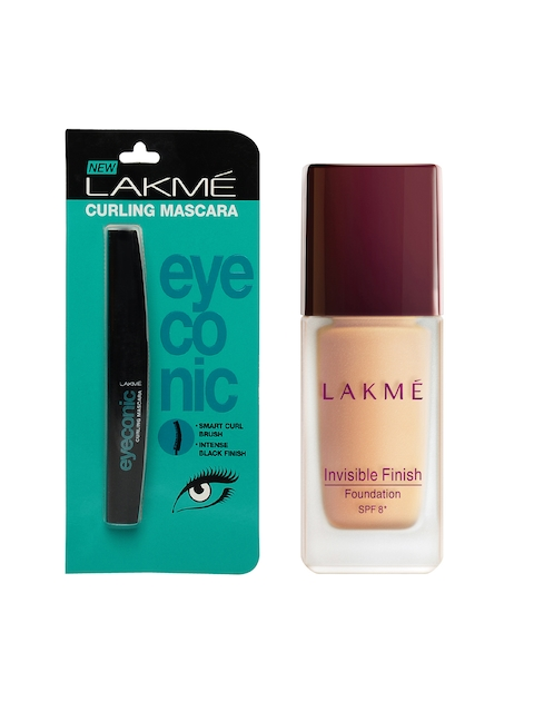 Lakme Set of Foundation & Mascara