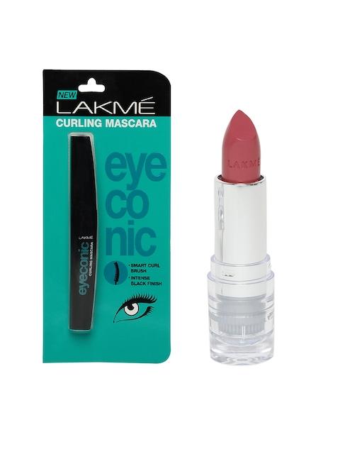 Lakme Set of Lipstick & Mascara