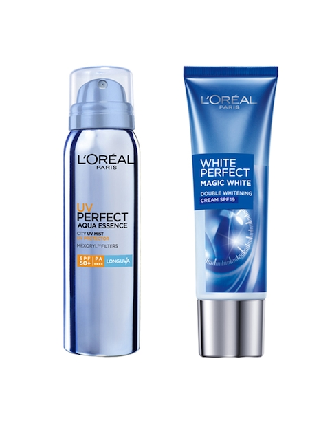 LOreal Paris Set of Sunscreen with SPF 50+ & Day Cream