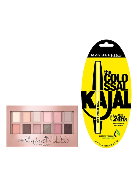 Maybelline Set of Eyeshadow & Kajal