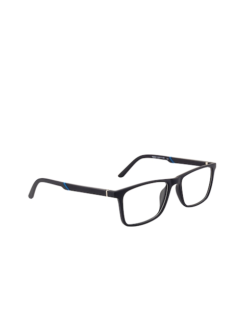 Ted Smith Unisex Blue Solid Full Rim Wayfarer Frames TS-9030_C3