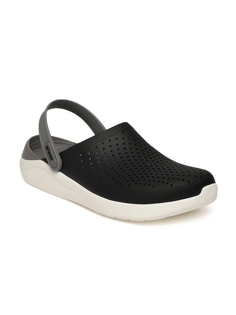Crocs Unisex Black Clogs