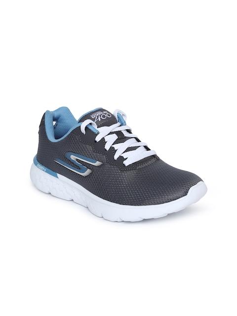 Skechers Women Navy Blue Go Run 400 Running Shoes