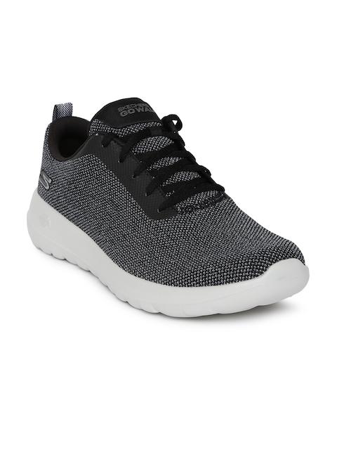 Skechers Men Charcoal Grey Go Walk Max Precision Walking Shoes