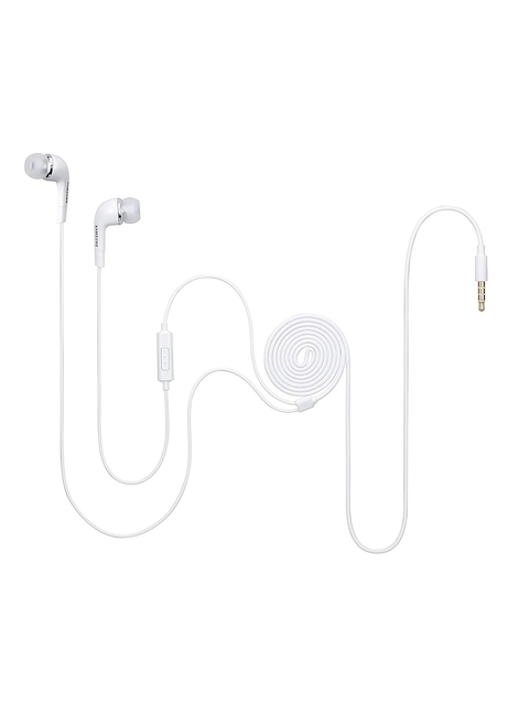 Samsung EHS64AVFWECINU White Wired In -Ear Headset with Mic