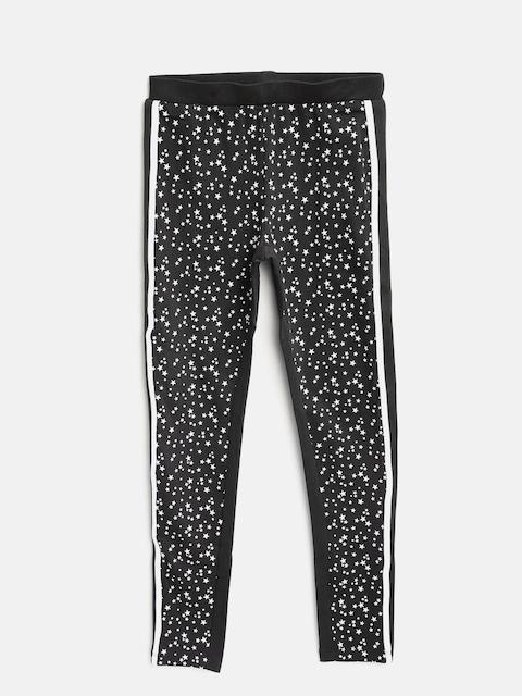 OVS Girls Black & White Printed Leggings