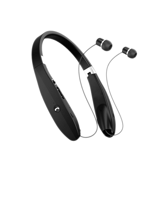 Portronics Harmonics Black 200 POR-927 Wireless Stereo Headset