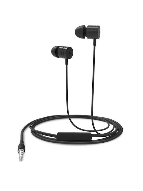 Portronics Black Conch 204 In-Ear Wired Earphone