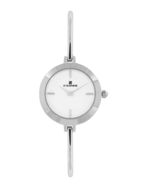DSIGNER Women White Analog Watch 752SM.6