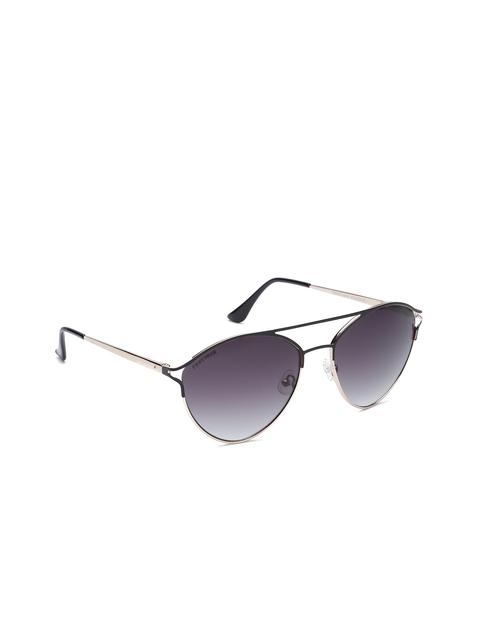 Fastrack Women Browline Sunglasses NBM185BK2F