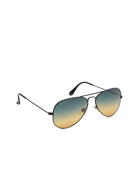 Fastrack Men Aviator Sunglasses M165YL27