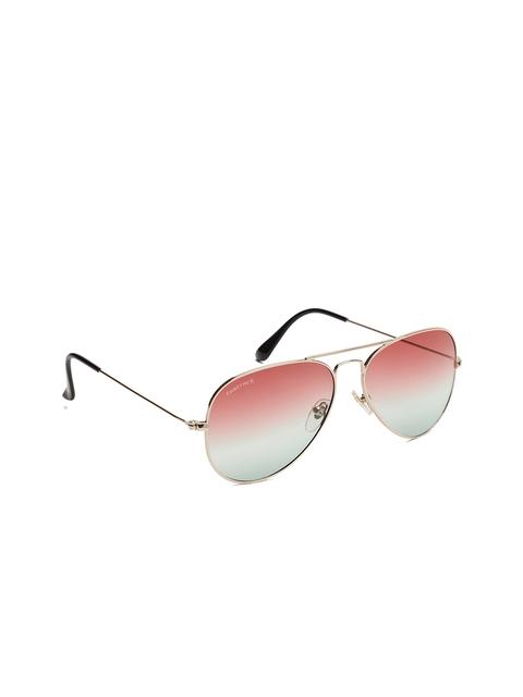 Fastrack Men Aviator Sunglasses M165PK33