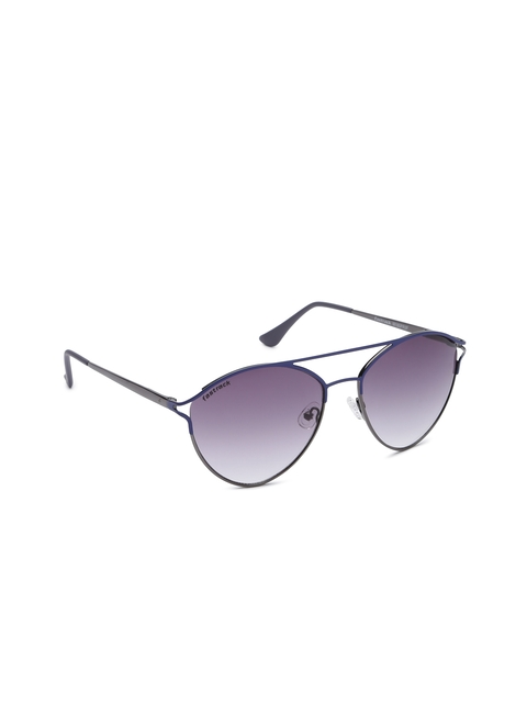 Fastrack Women Browline Sunglasses NBM185PR3F