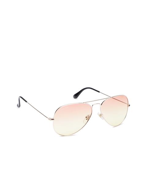 Fastrack Men Aviator Sunglasses M165YL26