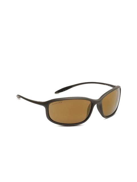 Fastrack Men Rectangle Sunglasses NBP394YL1