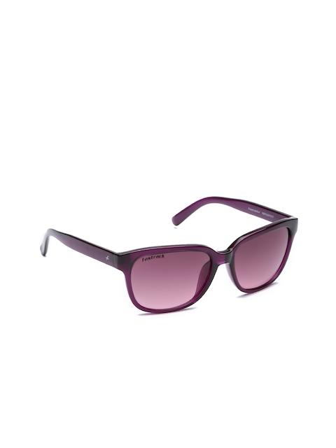 Fastrack Women Square Sunglasses NBP286PR1F