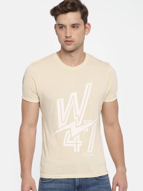2129b3c90 Wrangler Men T-Shirts & Polos Price List in India 17 June 2019 ...