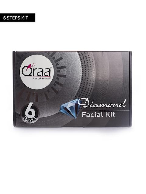 Qraa 6 Steps Diamond Facial Kit 470 g